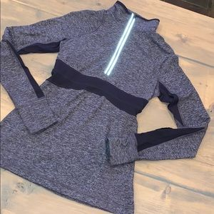 Lululemon athletica half zip sweatshirt